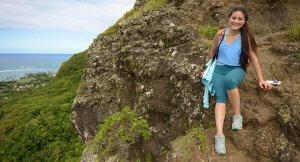 Hiker - Geography Undergraduate Students