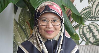 PhD, Dalilah Laidin, Department of Geography, University of Hawaiʻi at Mānoa