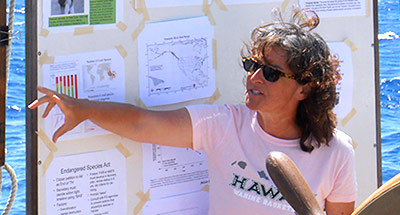 Alison Rieser, Faculty, Department of Geography, University of Hawaiʻi at Mānoa