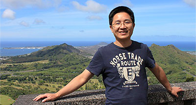 Qi Chen, Faculty, Department of Geography and Environment, University of Hawaiʻi at Mānoa
