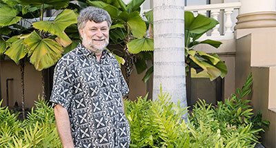Ross Sutherland, Faculty, Department of Geography, University of Hawaiʻi at Mānoa