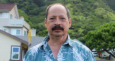 MA, Richard Frost, Department of Geography, University of Hawaiʻi at Mānoa