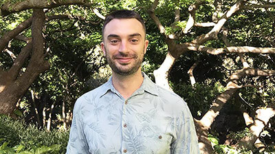 PhD, Dylan Beatty, Department of Geography, University of Hawaiʻi at Mānoa