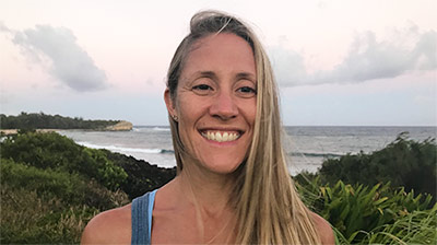 PhD, Laura Williams, Department of Geography, University of Hawaiʻi at Mānoa