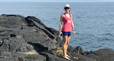 PhD, Michelle Harangody, Department of Geography, University of Hawaiʻi at Mānoa