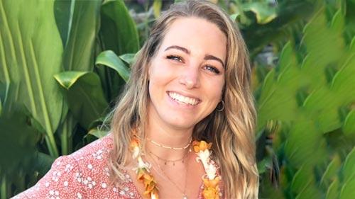 Kristen Sanfilippor, Graduate Student, Department of Geography, University of Hawaiʻi at Mānoa