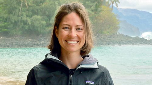 Michelle Harangody, Graduate Student, Department of Geography, University of Hawaiʻi at Mānoa
