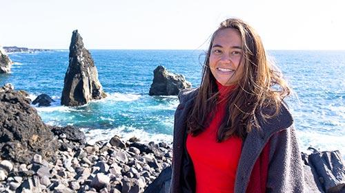 Renee Setter, Graduate Student, Department of Geography, University of Hawaiʻi at Mānoa